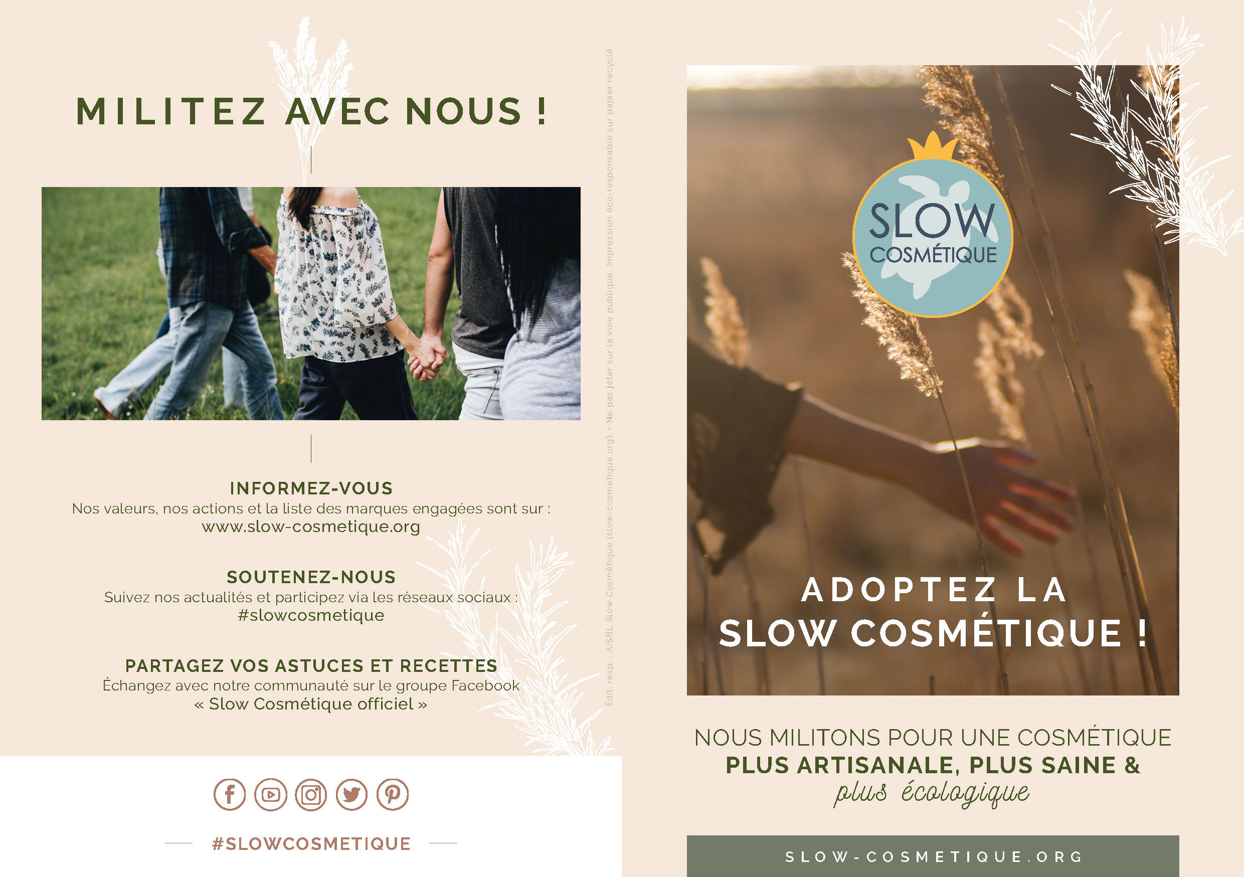 Flyer Slowcosmetique 1